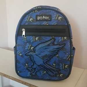 NWT Loungfly RAVENCLAW Mini backpack